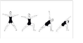 Natiê Yoga - Utthita Parsvakonasana