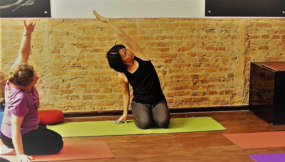 Natiê Yoga - Espaço Argo